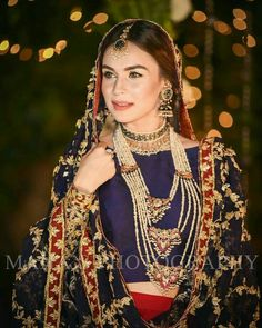Latest Bridal Necklace Designs trending in 2020 - Witty Vows Pakistani Wedding Outfits, Indian Bridal Wear, Pakistani Wedding Dresses, Pakistani Dress Design, Bridal Outfits, Nikkah Dress, Shadi Dresses, Indian Wear, Pakistan Bride