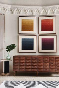 Overshadow Woven Wall Art | Anthropologie