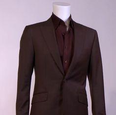 Jamie Dornan Mark Bridges (Costume Designer) Custom Made Slim ...