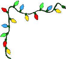 Image result for christmas lights border hand drawn