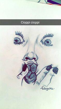 #cioppicioppi #draw #disegni #tumblr