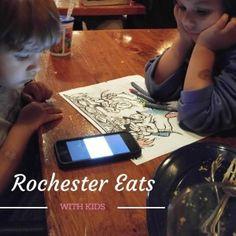 Food in Upstate New York, Rochester #MurphysDoNY