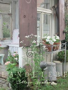 l a n d l i e b e-cottage-garden: garten | garten°♡ | pinterest, Best garten ideen