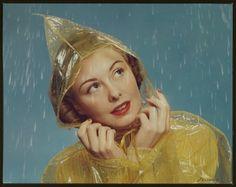 1940s fashion magazine cover