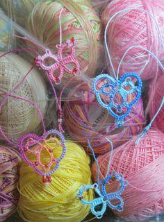 http://lelia-stitchesoflife.blogspot.com/.   Grace Tan's heart & Carol's Butterfly patterns