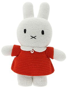Amigurumi Crochet Miffi doll