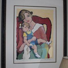 Original Oil Painting By Jann Harrison