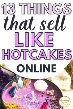 What Can I Sell, What To Sell Online, Things To Sell Online, Home Based Business Opportunities, Business Ideas, Work Opportunities, Craft Business, Creative Business, Cash From Home
