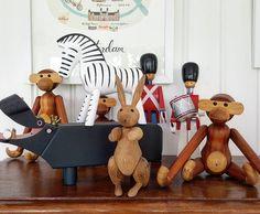 Gillar verkligen Bojesens träfigurer #bojesen #trädjur