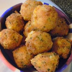 This Mashed Potato Bites recipe is a great way to use up some of those mashed potato leftovers you m ...