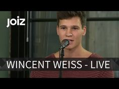 Wincent Weiss - Unter meiner Haut (live @ joiz) Youtube, Musicians, Proverbs Quotes, World, Craft, Youtubers, Youtube Movies