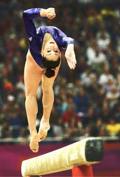Jordyn Wieber, gymnast
