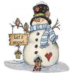 ~LET IT SNOW~