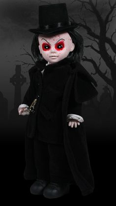 Jack The Ripper Living Dead Doll