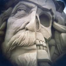 Image result for sculpture norse