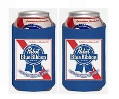 Pabst Blue Ribbon PBR Beer Can Kaddy Koozie Huggie Cooler (2) Pabst Blue Ribbon http://www.amazon.com/dp/B00O79F3UM/ref=cm_sw_r_pi_dp_1-5Wwb0M1DSH2