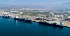 MOTRIL. El buque RoRo, que será rebautizado como MV 'Miramar Express', comenzará sus operaciones con la naviera alemana FRS a mediados de enero y navegará la ruta