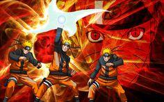 Naruto Uzumaki 3 by grivitt