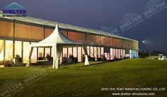 "catering tent - receptiont tent - party tent - outdoor event - ""A"" frame tent - PVC structures - white tent - temporary structures Party Gazebo, Gazebo Canopy, Tent Sale, Marquee For Sale, Party Tents For Sale, Outdoor Events, Outdoor Decor, A Frame Tent, Unique Weddings"