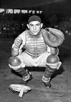 Yogi Berra - NY Yankees