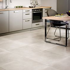 Polished Concrete laminate flooring from Quickstep #laminateflooring