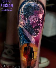 Badass work by Fusion Pro Team Artist @michaeltaguet using #FUSIONINK #fusionfamily #fusiontattooink #tattoos #tattoo #tattooed #artist #bright #tattooartist #tattooink #ink #inkedup #skinartmag #amazingink #tattoolife #supportgoodtattoos #stencilanchored #bold #tattooing #veganink #instatattoo #cleantattoos #inkedmag #tattooart #bodyart #sullen #tattooedpeople #tattoocommunity #tattooconvention