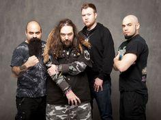 Engagierte Themenauswahl im aggressiven Soundgewand: Band Soulfly.