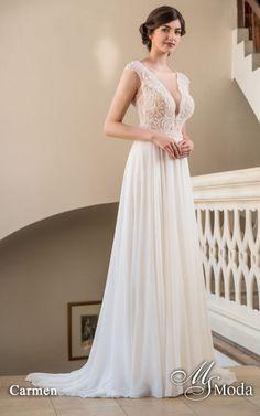 Carmen-Ms Moda - Evita Wedding Dresses, Fashion, Bride Dresses, Moda, Bridal Gowns, Fashion Styles, Weeding Dresses, Wedding Dressses, Bridal Dresses