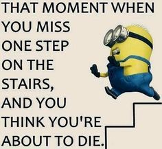 15 Funny Memes Minions-Life Humor and Hilarious memes - HumorTrip Funny Minion Pictures, Funny Minion Memes, Minions Quotes, Hilarious Jokes, Funny Pics, Cute Minion Quotes, Minions Pics, Minions Images, Minion Videos