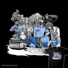 Resident Evil Franchise, Resident Evil Collection, Resident Evil Anime, Leon S Kennedy, Evil World, Darkiplier, Game Art, Memes, Concept Art
