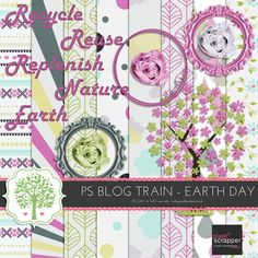 Free kit and some very pretty paper pack for free!