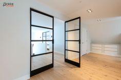 Stalen deuren / Stahl türen Home Decor Inspiration, Divider, Doors, Modern, Frames, Furniture, Design, Trendy Tree, Frame