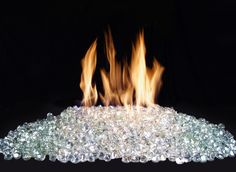 Fyre Glass, Fyre Gems & Diamond Nuggets