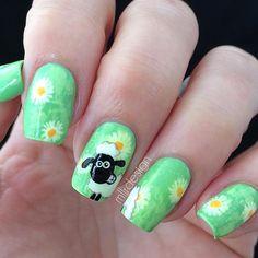 10 Beach-Ready Summer Nail Art Ideas To Get Inspired By  #nails #nailart