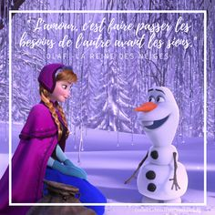 Citations d'amour Disney