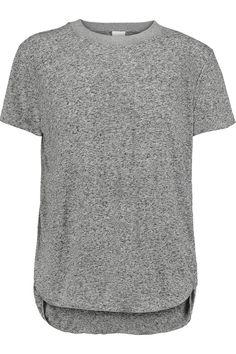 6d0a33fe53127 Iris and InkGabrielle flecked jersey T-shirt Discount Designer Clothes