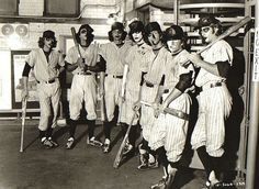The Baseball Furies, from The Warriors