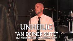 Unheilig – An deiner Seite (Live vom Feuertanz Festival 2009)