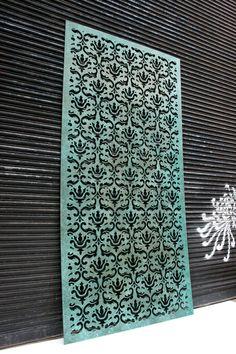 patina green colour google search - Decorative Screens