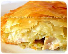 Πρασόπιτα με ρύζι και κοτόπουλο Snacks, Snack Recipes, Spanakopita, Apple Pie, Chips, Appetizers, Ethnic Recipes, Desserts, Greek Beauty