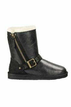 UGG Australia Women's Blaise Crystal Boot http://www.branddot.com/13/UGG-Australia-Womens-Blaise-Crystal/dp/B00FFVC3KO/ref=sr_1_10/186-3773405-4197357?s=shoes