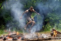 Top Exercises to Train for Obstacle Races like Tough Mudder, Spartan Race, and Warrior Dash.