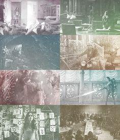 Stills from City of Bones