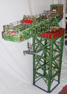 Meccano model page 15 Old Toys, Children's Toys, Layout, Nostalgia, Abstract, Games, Toys, Plays, Old Fashioned Toys