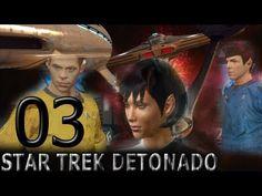 Star Trek Indo para New Vulcan - parte 3 detonado vamos jogar gameplay PC PS3 XBOX, via YouTube.