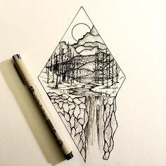 #dailydrawings #drawing #illustration #ink #inkdrawing #micron #artshelp #art_spotlight #iblackwork #artofdrawingg
