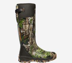 "LaCrosse Footwear - Women's Alphaburly® Pro 15"" Realtree Xtra® Green Hunting Boots - Rubber - Hunt - Performance"