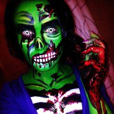Zombie by EliskaDvor