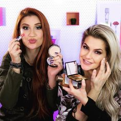 Gente!!! Tive o prazer de receber a querida Bia (@bocarosablog) para mais um vídeo no meu canal. Eu pedi a ela 5 dicas de gambiarras na maquiagem. O vídeo ficou maravilhoso com essas dicas super úteis. Não percam. Está lá no meu blog: http://ift.tt/K6CATG #makeup #maquiagem #gambiarras #bocarosa #alicesalazar