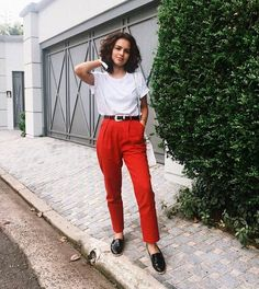 Looks para arrasar na entrevista de emprego, Look Fashion, Girl Fashion, Fashion Outfits, Casual Chic, Cool Winter, Look Office, Summer Outfits, Casual Outfits, Cooler Look